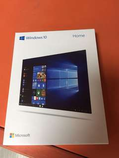 Microsoft windows 10  32 home