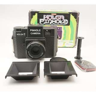 [SELL] LOMOGRAPHY HOLGA 120 PC PINHOLE CAMERA
