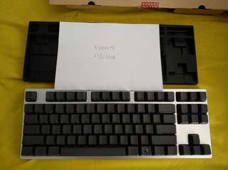 Varmillo VB87M Bluetooth mechanical keyboard