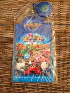 Universal Studios Japan Wonderland 八達通套
