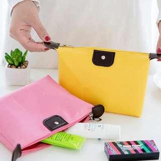 🚚 Waterproof Makeup Organiser Cosmetics Storage Bags (9 COLOURS)