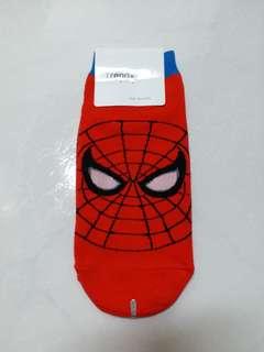 韓國襪子 蜘蛛人 立體耳朵人物中筒襪 韓國襪子 短襪 中筒襪 隱形襪 療癒佳 韓妞 穿搭
