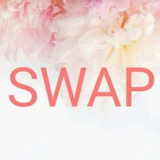 Want something to swap?