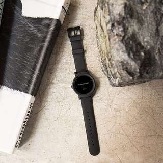 Ticwatch E shadow, black most comfortable smartwatch