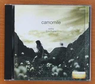 "CD: Emi Fujita ""Camomile...extra"""