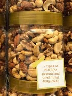 Roast On Demand MIXED NUTS