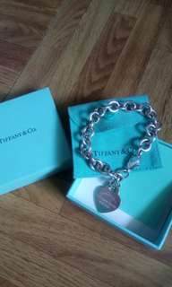 For Sale!! Authentic Tiffany bracelet in great condition.