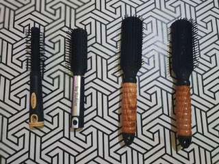 Brush and Combs