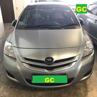Toyota Vios RENT CHEAPEST GRAB/RYDEX