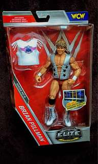 Brian Pillman Elite Flashback WWE Action Figure