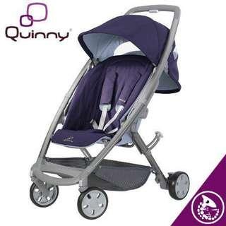 🚚 荷蘭 Quinny senzz嬰兒推車