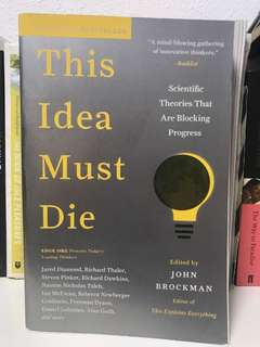 """This Idea must die"""