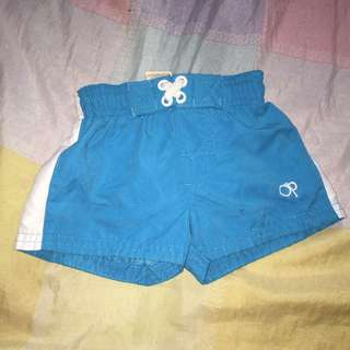 Original swim shorts 0-3mos