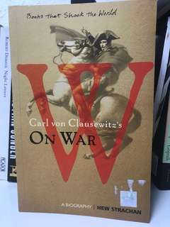 "Carl von Clausewitz'z ""On War"""