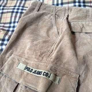 Celana corduroy (Ralph Lauren)