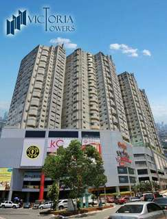 2BR RFO Condo for Sale in QC! Still Bare, No Previous Owner. P250k to Move In!