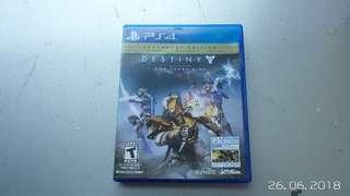 Kaset Destiny: The Taken King (Legendary Edition) PS4 Original