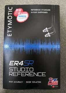 放售行貨Etymotic ER4SR 一對 (99%極新有保養)