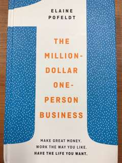 🚚 The Million Dollar, one person business