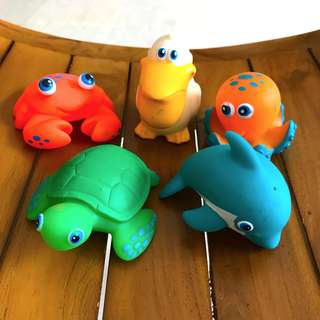 Squeeze toy Bath / pool toy from ELC