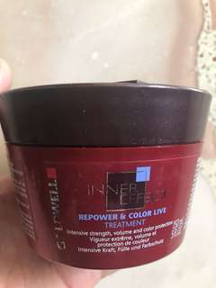 Goldwell Inner Effect - Repower & Color Live Treatment