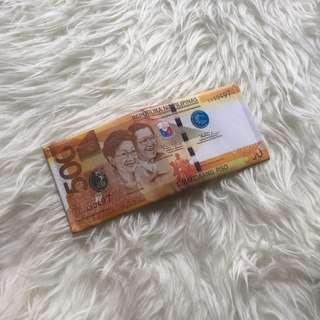 500 Wallet