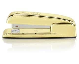 Nate Berkus gold stapler heavy duty