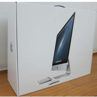 iMac 21.5' box (2012/13/14/15) - wanting to buy