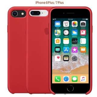 iphone7/8plus Silicone Case 蘋果手機殻手機套