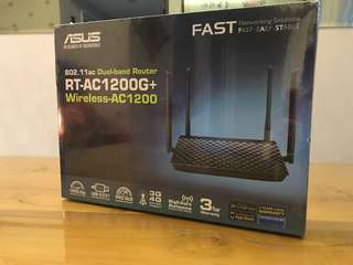 Asus wireless AC1200 RT-AC1200G+