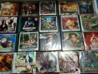 English Movie CD's Collection