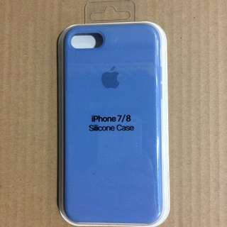 Silicone Case for iPhone 7/8蘋果手機殻手機套