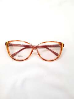 REPRICED! AUTh! Laura Biagiotii Eyeglass frame