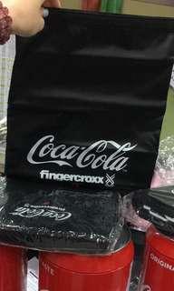 Coca-Cola防水運動袋(細)