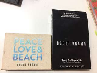 🚚 Bobbie Brown 沙灘度假亮眼盤