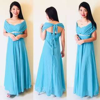 Multi Ways - Infinity Dress