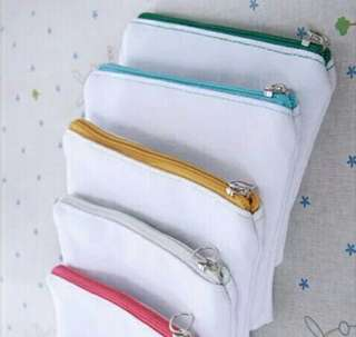 🚚 [Out of stock] DIY Canvas Pouch