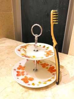 花茶杯 擺設 飾物架
