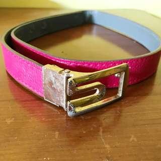 Belts Pink