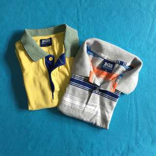 BGS Polo Shirts' set
