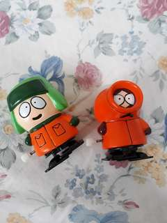 Collectible South Park Wind-up Toys