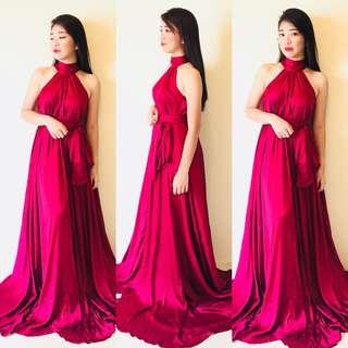 Halter Dress - Custom Made