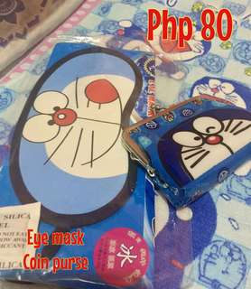 Doraemon stuffs