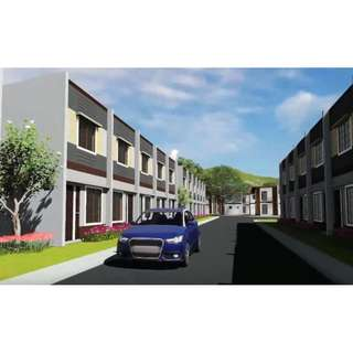 TOWNHOUSE WITH-OUT GARAGE - RCD Royale Homes, Bulacan (P 5,078.00 monthly)