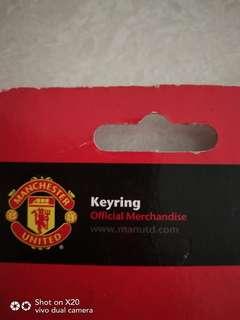 Manchester Keychain