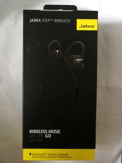 Jabra 藍牙耳機 Jabra step wireless