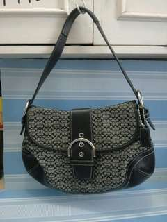 Original coach hobo shoulder bag