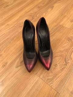 高跟鞋 Alexander Macqueen