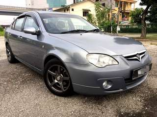 2009 Proton Persona (A) BLACKLIST CAN LOAN