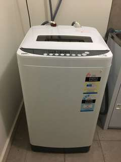 Haier 6.5kg Top Load Washing Machine HWMP65-918